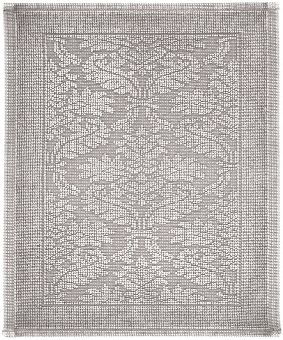 tapis de bain haut de gamme firenze taupe. Black Bedroom Furniture Sets. Home Design Ideas
