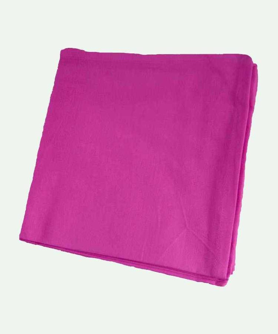 6 Serviettes de table 45x45 cm Yuco Fuchsia