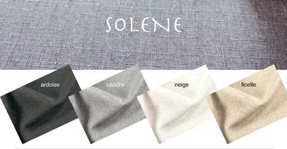 Nappe de la collection Jacquard Solène
