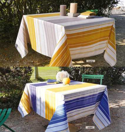 Nappe enduite rectangle Capbreton